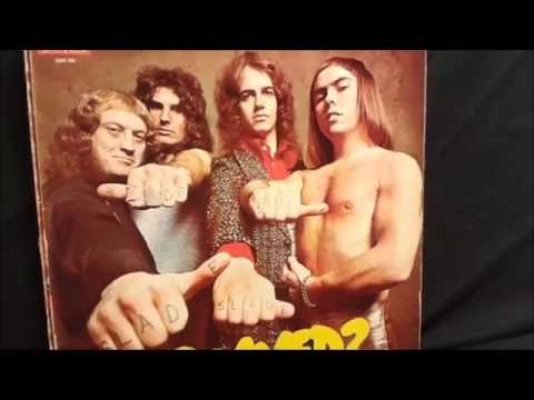 Walter´s Vinyl. Slade: Move Over From Slayed? Poloydor 2383 163
