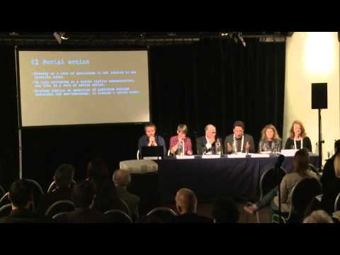 CPDP 2016: Secrecy as mode of governance