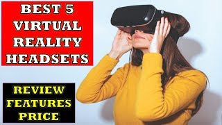 Best 5 Virtual Reality VR Headsets - Review & Features [Hindi]   2018