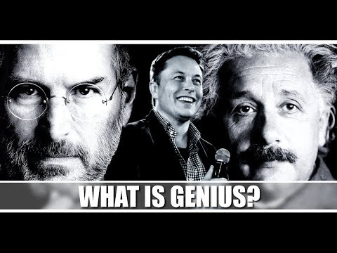 What is Genius? The Neuroscience of Intelligence