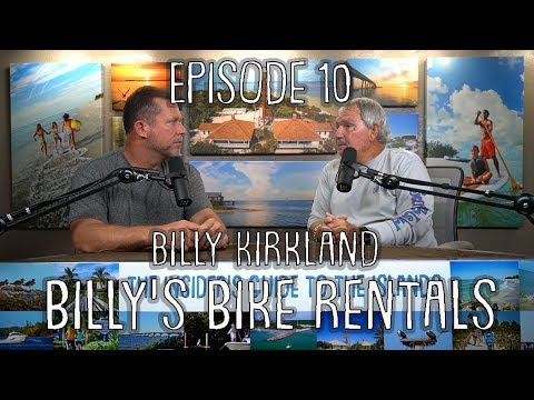 010: Sanibel Island: Billy's Bike Rental, Billy Kirkland