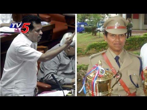 Minister Vs Lady Police | DSP Anupama Shenoy Facebook Post Creates Storm In Karnataka | TV5 Ne