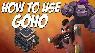 HOW TO GOHO AT TH9 | 3 STAR ATTACK STRATEGY | Clash of Clans