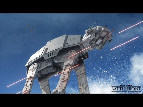 Star wars battlefront #2: Skirmish Walker assault (outpost beta)