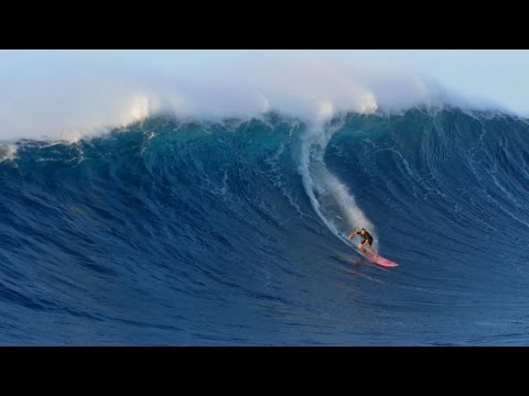 Distance Between Dreams Extra: Surfing Jaws