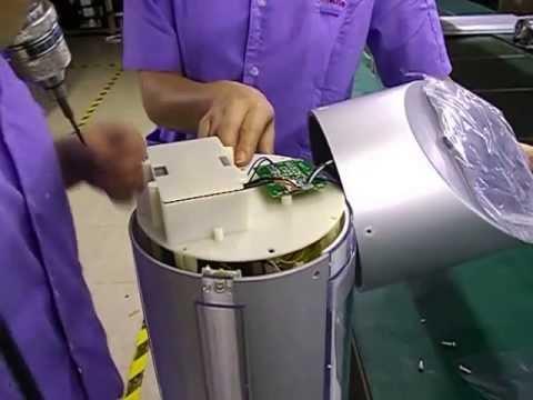 Solar Lighting Inc. Solar Bollard Light Battery Change Video
