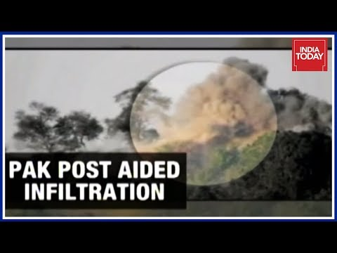 Indian Army Destroys Pak Post That Aids Terrorist Along LoC | India First