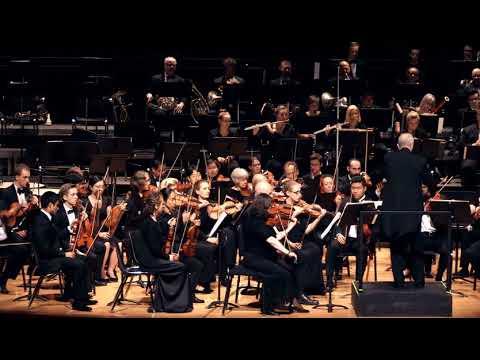 Debussy La Mer, part 1 Corvallis-OSU Symphony