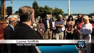 Pierce Transit starts summer trolley service in Gig Harbor