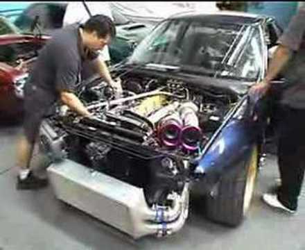 Nissan Skyline Tuning Engine Youtube