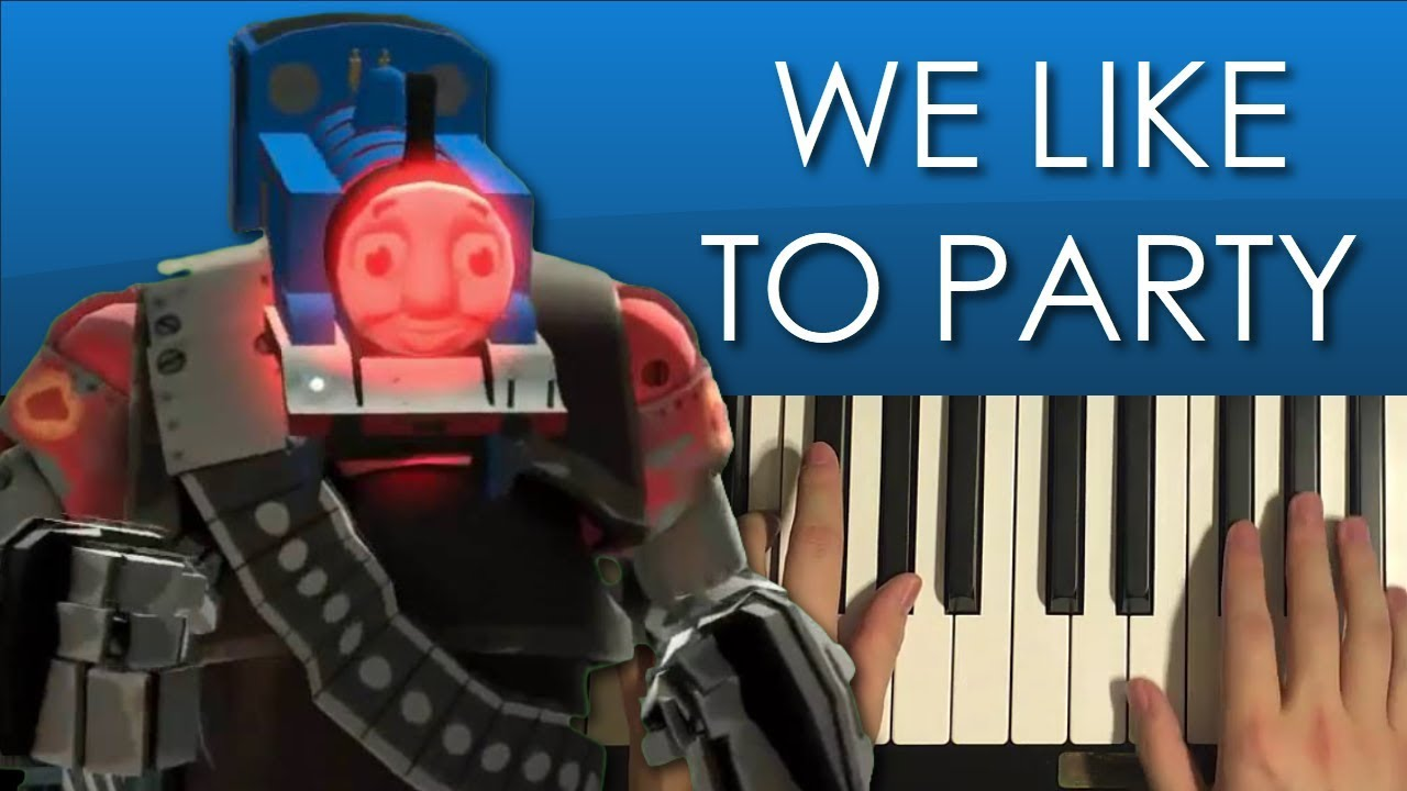 How To Play We Like To Party Piano Tutorial Lesson Youtube