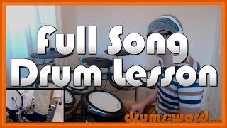 ★ My Sharona (The Knack) ★ Drum Lesson PREVIEW | How to Play Song (Bruce Gary)