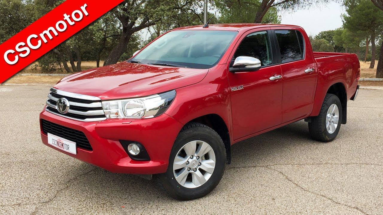 Toyota Hilux 2015 Presente Revisi 243 N En Profundidad