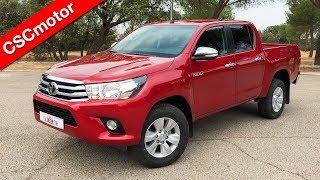 Toyota Hilux - 2017   Revisión en profundidad