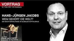 Hans-Jürgen Jakobs – Wem gehört die Welt? – DAI Heidelberg