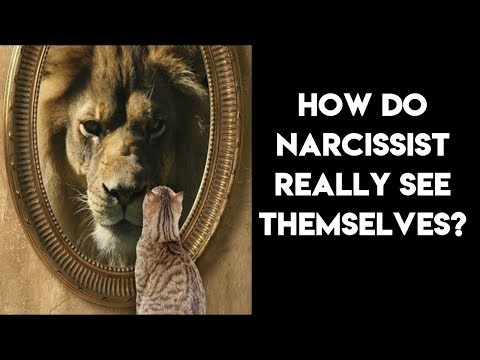 How Narcissists REALLY Feel About Themselves