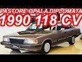 PASTORE Chevrolet Opala Diplomata SE 1990 MT4 RWD 4.1 118 cv 28 mkgf