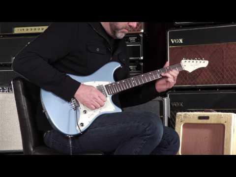 John Page Classic Ashburn HH  •  Wildwood Guitars