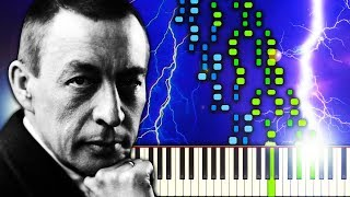 Rachmaninoff's MOST TERRIFYING piece! (he HATED it)