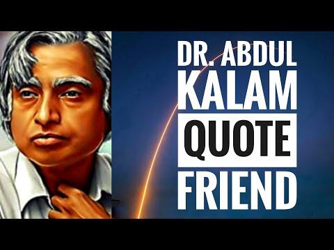 Motivational Quotes of Dr. APJ Abdul Kalam | Friend | WhatsApp Status | Vertical Video