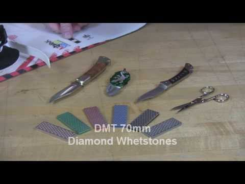Video of 70 mm Diamond Whetstone™ Models