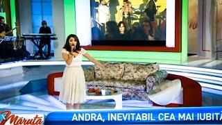 Andra - Vreau Sa Am Steaua Mea / Mi-e Dor De Tine / Tu Nu Ai Avut Curaj (La Maruta / 2014)
