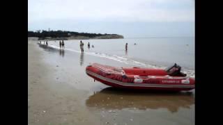 Plage Saint Georges de Didonne en Charente-maritime France