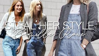 Steal her style: Camille Rowe!