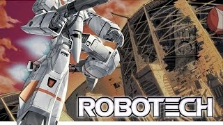 ROBOTECH Movie Coming soon!