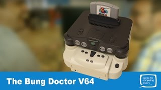 Bung Doctor V64 for the Nintendo 64 Game Console - Game Development System