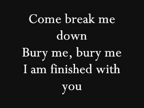 30 Seconds to Mars - The Kill (lyrics) - YouTube