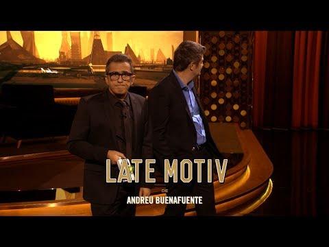 "LATE MOTIV - Monólogo de Andreu Buenafuente. ""Veo españoles"" | #LateMotiv395"