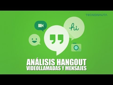 Análisis Hangout - Videollamadas Y Mensajes Gratis