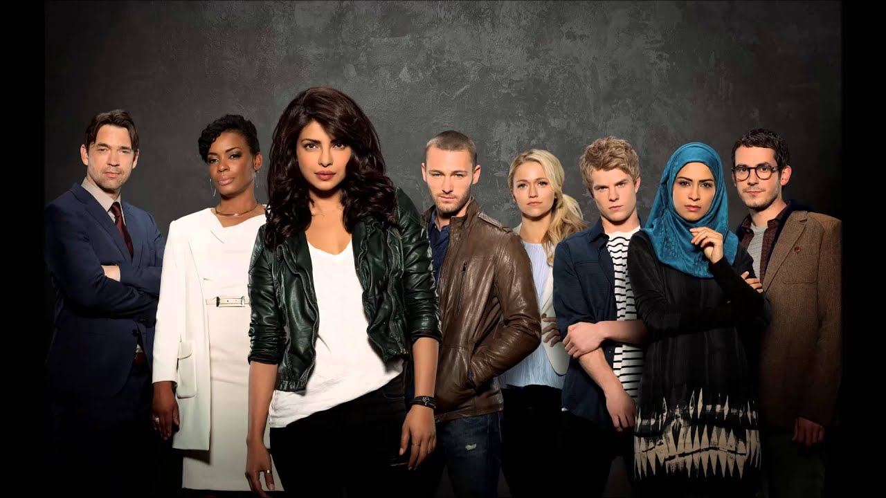Quantico 1x11 The Waitresses - Christmas Wrapping - YouTube