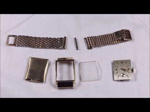 2ct Diamond Tennis Bracelet + 14K Gold Watch EBay Unboxing Finds Thrift Hunter #175
