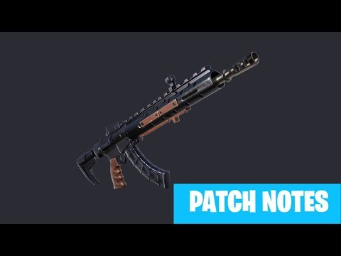 FORTNITE 11.20 PATCH NOTES