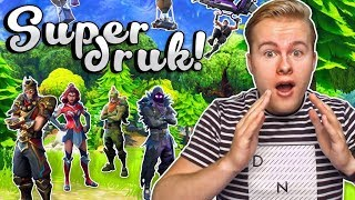 ZO DRUK IS HET NOG NOOIT GEWEEST IN FATAL FIELDS!! - Fortnite Battle Royale (Nederlands)