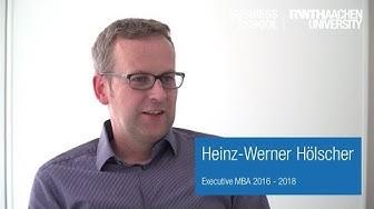 Alumni Talk | Executive MBA RWTH Aachen