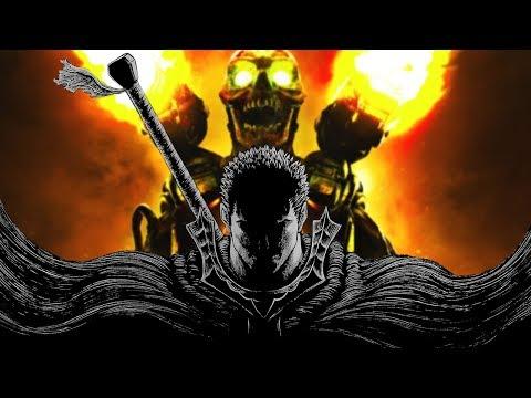 Could Guts Survive In Doom´s Hell? - Berserk Meets Doom