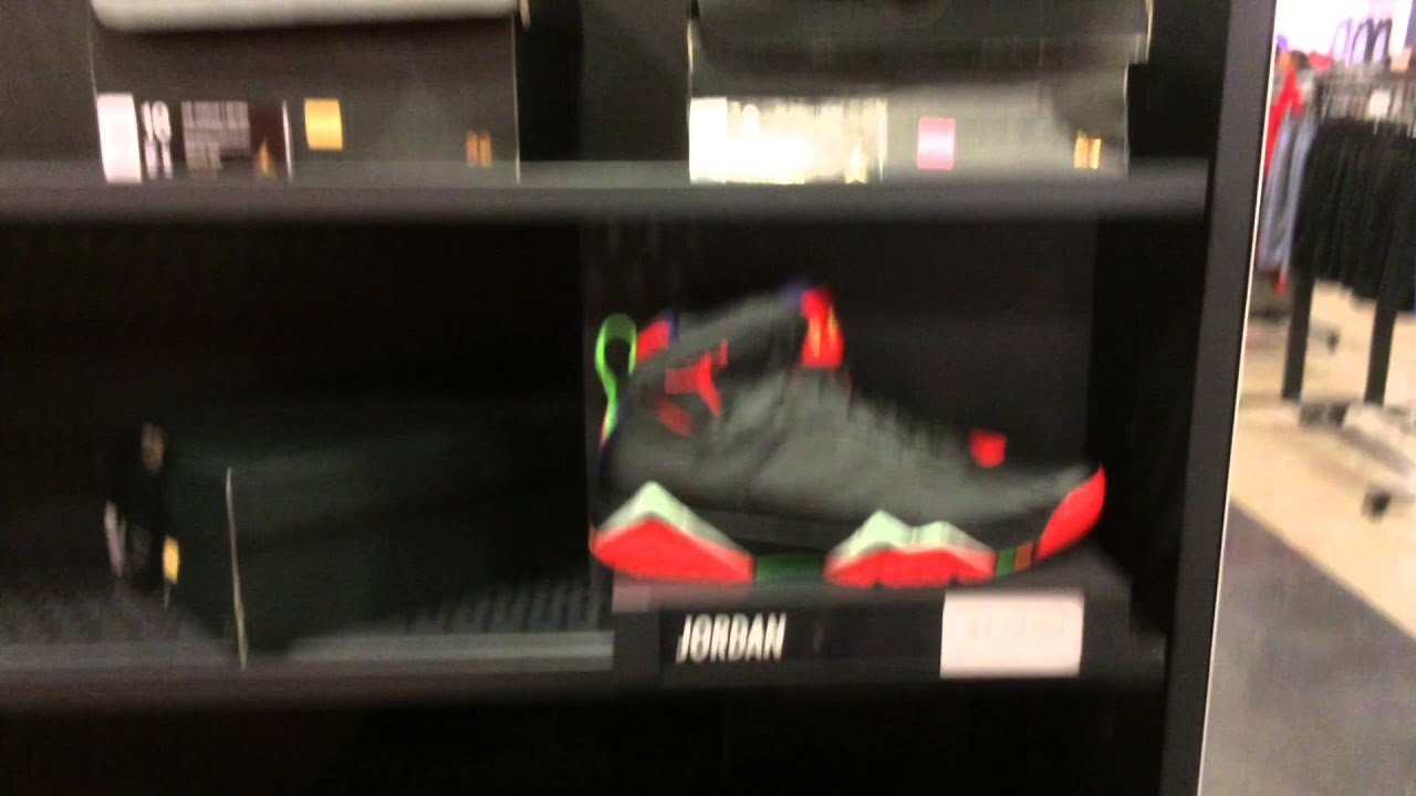 huge discount 695d9 cfdcf Nike Outlet Great Mall, California Milpitas, California Jordan 10 and Jordan  7