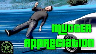 Appreciating the Unofficial Achievement Hunter - GTA V: Mugger Games