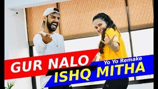Gura Nalo Ishq Mitha - Yo Yo Honey singh | Dance Fitness Choreography | FITNESS DANCE With RAHUL