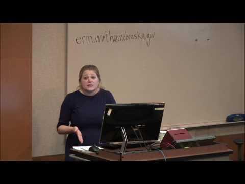 Nebraska Passport Program Training 2017