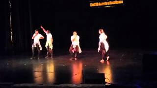 CanTYD Awards of Excellence 2014   Zillas Dance Crew