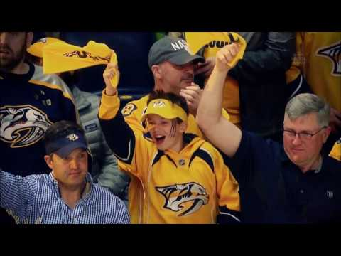 May 16, 2017 (Anaheim Ducks vs. Nashville Predators - Game 3) - HNiC - Opening Montage