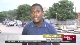 S.Sudan economy on the verge of collapse due to conflict