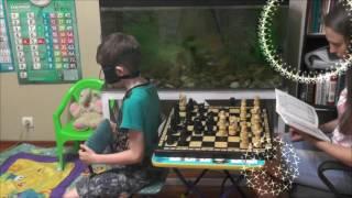 Урок 6. Обучение игре в шахматы вслепую