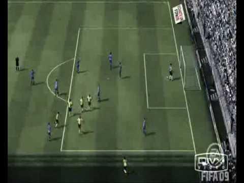 FIFA 09 Bicycle Kick Tutorial *******