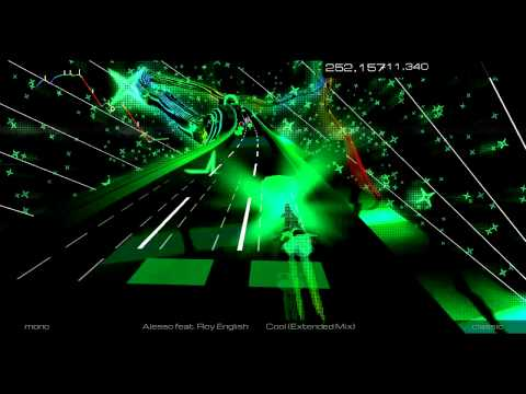 [Audiosurf 2] Alesso feat. Roy English - Cool (Extended Mix)