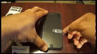 видео Обзор защитного стекла magic Glass для Nexus 5